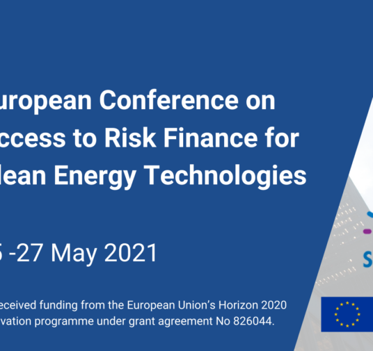 SMARTSPEND Access to Risk Finance Conference