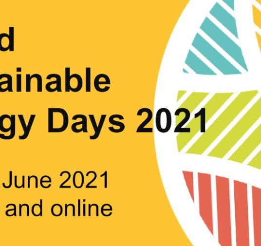 World Sustainable Energy Days 2021