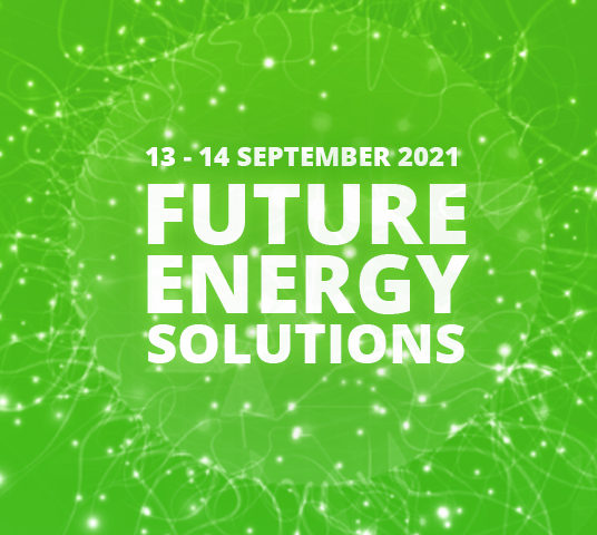 Future Energy Solutions event
